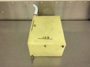 Tank a eau potable de roulotte