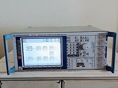 Rohde Schwarz Amu 200a Baseband Signal Generator Fading Simulator