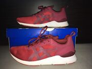 Asics Gel Lyte Runner Red Embleton Bayswater Area Preview