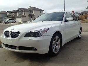 2007 BMW 525i excellent condition