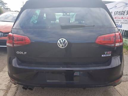 WRECKING 2015 Volkswagen Golf Smithfield Parramatta Area Preview