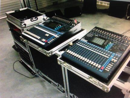 Mixing Desk Inala Brisbane South West Preview