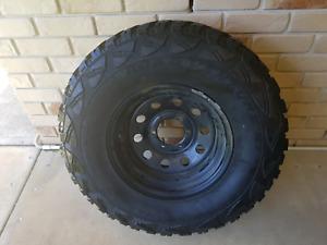 16x8 steel | Wheels, Tyres & Rims | Gumtree Australia Free