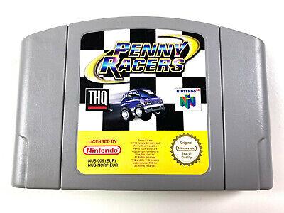 Penny Racers - N64 Nintendo 64 PAL EUR