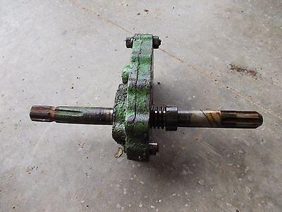 John Deere Ra B Tractor Pto Jd Power Take Off Shaft Drive Gear Mount Bracket