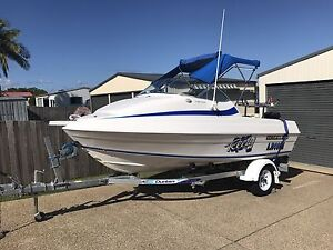2015 seafarer 5.0vsea 90 hp  suzuki East Kempsey Kempsey Area Preview