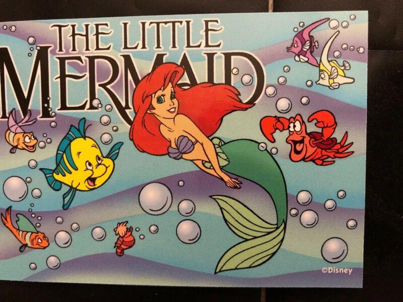 Disney Attractions Merchandise - Cast Exclusive Merchantainment LITTLE MERMAI