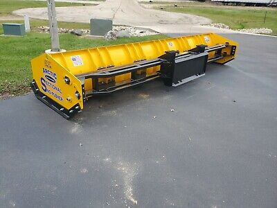 13 Ld Arctic Sectional Snow Pusher Plow Brand New