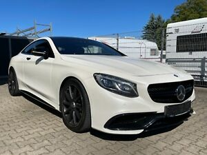 Mercedes-Benz S 63 AMG 4M Coupe *BURM*STH*360*DRIVERSPACKAGE*