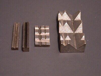 Milling Machine  Drill Press V Blocks