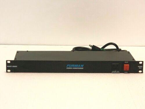 Furman M-8 Merit Series Power Conditioner Rackmount! Studio Use Only! *Mint!*