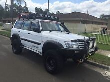 2004 Nissan Patrol turbo diesel 4x4 Bossley Park Fairfield Area Preview