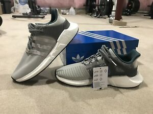 For sale Brand new Adidas EQT Support 93/17 Boost Grey Sz 11