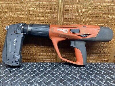 Hilti Dx 5 Powder Actuated Nail Gun