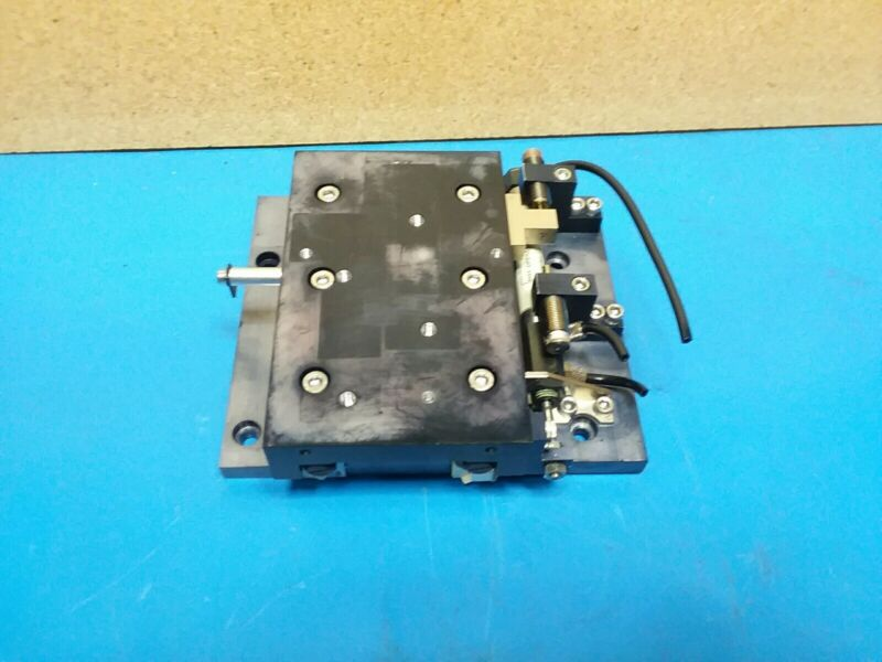 Star Linear Systems Precision Stage rail 001022 used