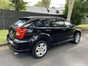 *BARGAIN Black Caliber Small SUV, Bluetooth, Rego, RWC...