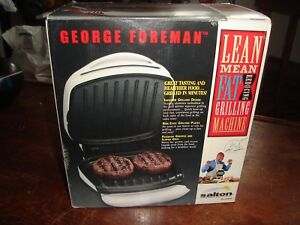 George Foreman Grill - New in Box