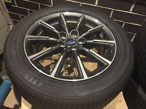Subaru 86 new rims/tyres Parramatta Parramatta Area Preview