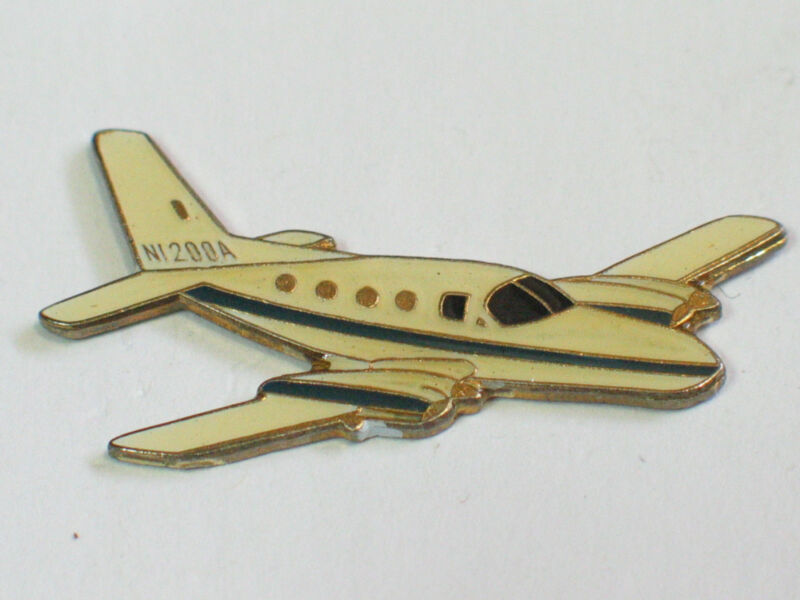 Cessna Golden Eagle Airplane Aircraft Pin (A)