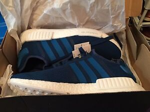 Adidas NMD Blue size us 9 Richmond Yarra Area Preview
