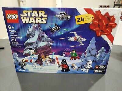 2020 Lego Star Wars Advent Calendar 75279 Christmas Countdown New In Box