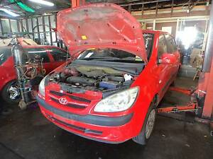 WRECKING / DISMANTLING 2006 HYUNDAI GETS 1.6L AUTO North St Marys Penrith Area Preview