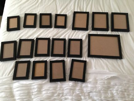 SALE 20 Piece Picture Frames Set Multi Wall Photo Home Decor A
