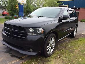 2011 Dodge Durango R/T Navigation, Dvd,