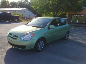 2008 Hyundai Accent GL !! CERTIFIED!! WARRANTY & FINANCING!!