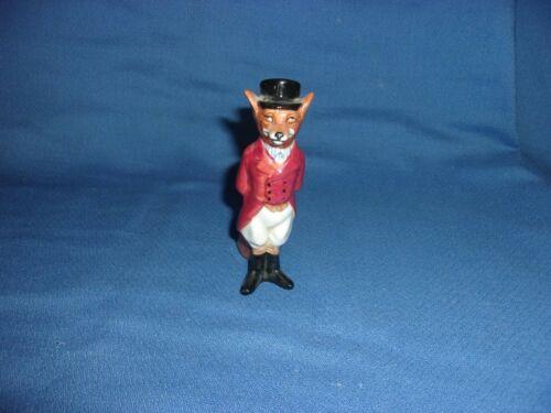Royal Doulton Huntsman Red Fox Figurine D6448 Retired
