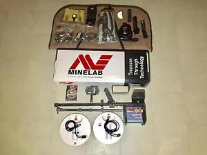 Metal Detector Minelab GPX-5000 East Fremantle Fremantle Area Preview