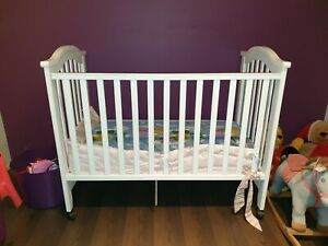 Cot and mattress fair condition