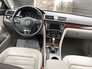 2013 VW Passat highline