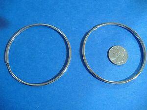 Extra Large Split Key Rings