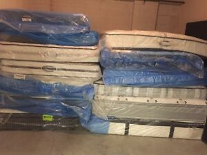 BRAND NEW KING SIZE - KINGDOWN - SIMMONDS BEDS $650-$950