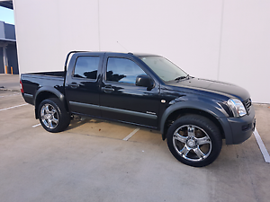 Holden Rodeo Dual Cab Northgate Brisbane North East Preview