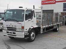 2007 Mitsubishi Fighter 10 Tray Top *** Low KMS *** Old Guildford Fairfield Area Preview