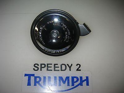 TRIUMPH SPEEDMASTER  AMERICA CHROME HORN 12V