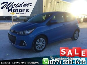 2018 Chevrolet Spark *Rear Back Up Camera, Blue Tooth/Hands Free