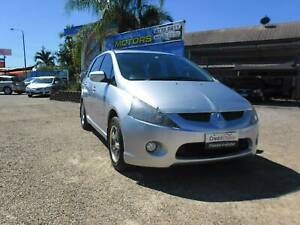 2006 Mitshubishi 7 Seater Wagon Hermit Park Townsville City Preview