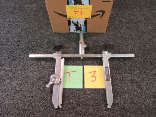 PANAVISE CIRCUIT BOARD HOLDER CLAMP JAW ELECTRONICS SOLDERING TECH REPAIR USED