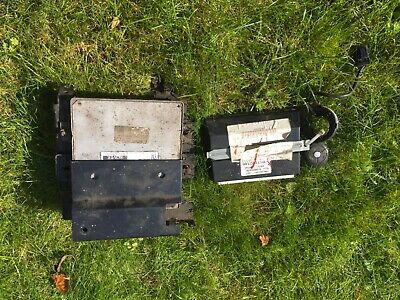mg zs 2004 mk2 fully coded ecu, bcu, ignition and key fob system