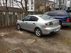 2007 Mazda 3 low klm standard for sale