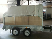 Tandem  Trailer  10 x 5  Palm Beach Gold Coast South Preview