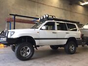 1998 105 series land cruiser 1hz turbo intercooled Elimbah Caboolture Area Preview