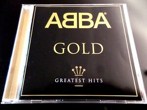 ABBA - Gold  CD  -  GREATEST HITS   * EX+ *