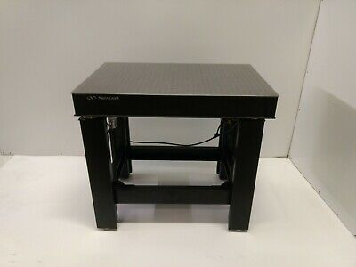 Tested Newport 2 X 3 Optical Table Tmc Pneumatic Self Level Micro-g Isolators