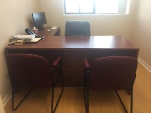 Moving sale - selling all our office furniture as one lot