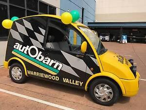1990 Nissan Scargo Van/Minivan Warriewood Pittwater Area Preview