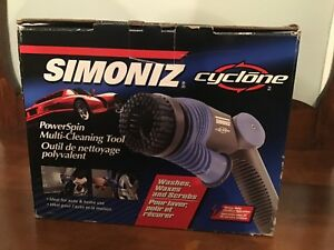 Simoniz Cleaning Tool, for cleaning wheels